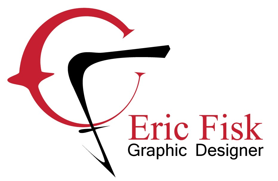 Eric Fisk – Graphic Design Student and Written Word Provocateur
